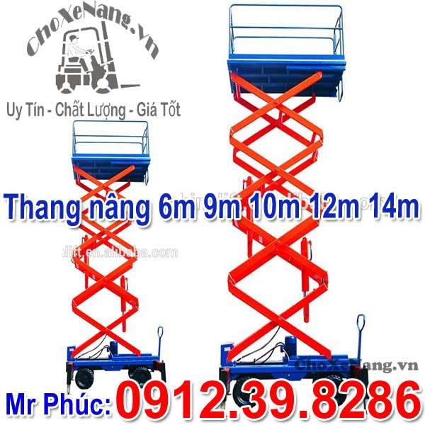 Thang Nâng Ziczac 9m