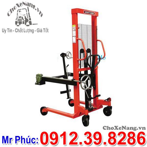 Xe Nâng Phuy 350kg