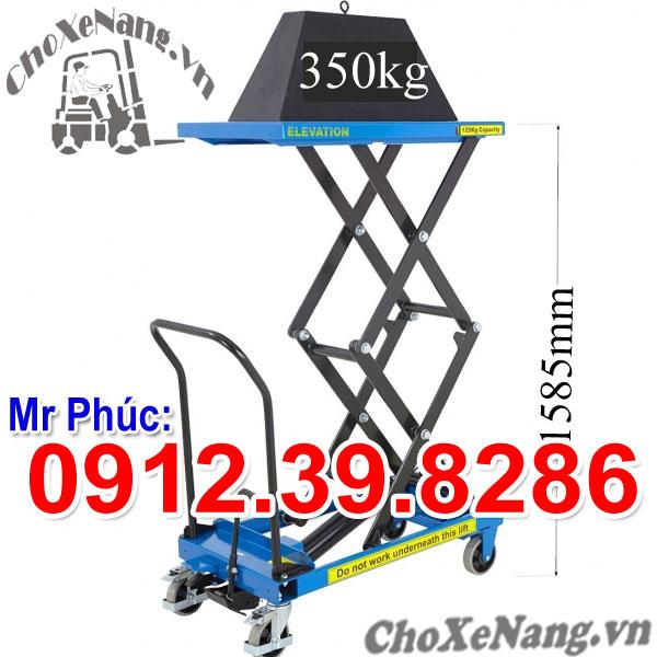Bàn Nâng Thủy Lực 350kg Model Tad 35