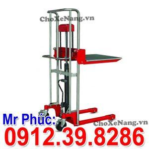 Báo Giá Nét Xe Nâng Hàng Tay Cao Mini 400kg 500kg