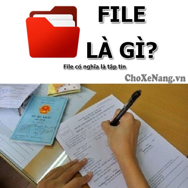 File Cứng Là Gì? File Mềm Khác File Cứng Như Thế Nào